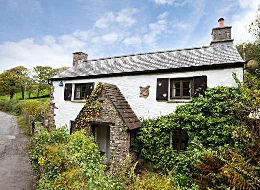 Secluded sleeps 5 country cottage