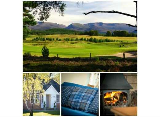 3 and 4 star holiday cottage in Aviemore