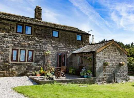 Rough Top Cottage near Hebden Bridge a wonderful, dog friendly, moorland retreat