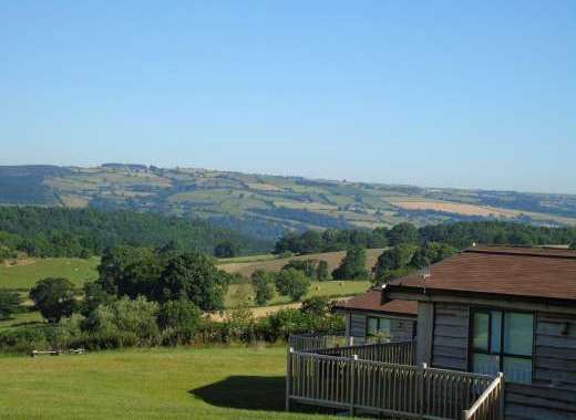Holiday lodges in the shropshire hills