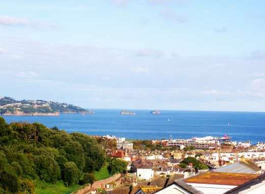 View of Torbay from West Lodge