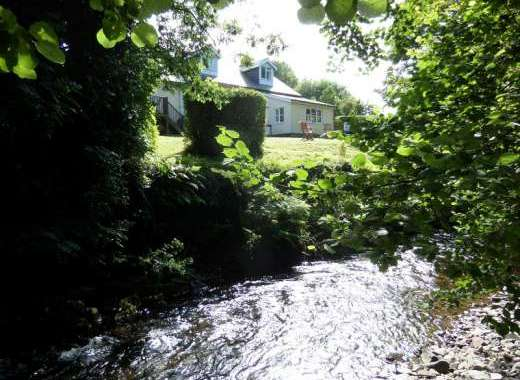 Littlemead riverside cottage, Devon