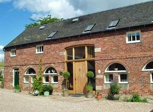 Billys Bothy Large luxury self catering cottage Derbyshire