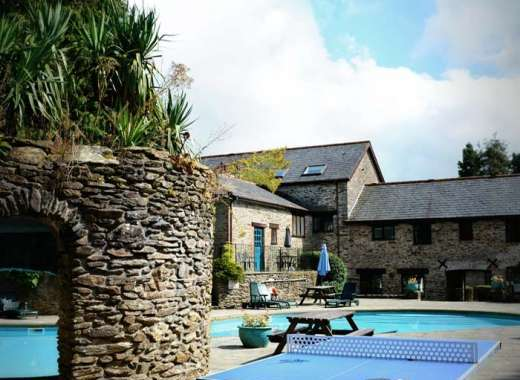 The Lodge at Colmer, Modbury, Kingsbridge