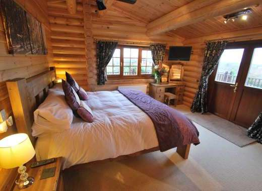 Cedar Lodge Bedroom