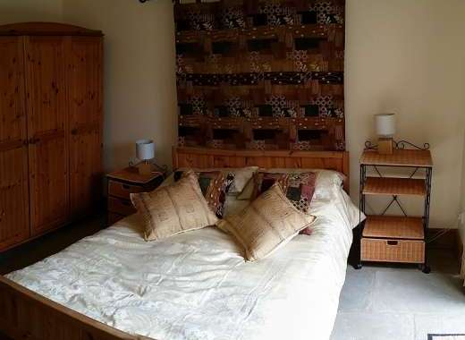 Large group accommodation peak party house bedroom