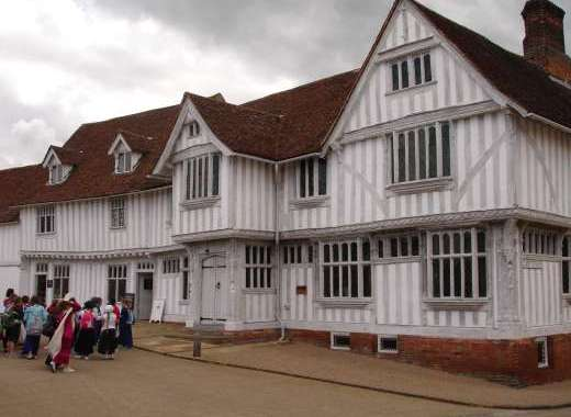 The Guildhall at Lavenham