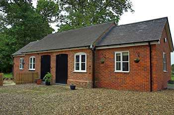 self-catering cottages in Bungay Suffolk