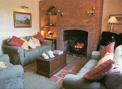 Secluded Farm Cottage Exmoor National Park with log fire