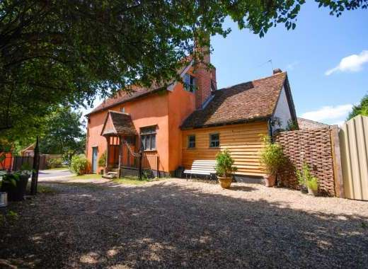 Comfortable cottage for 2 in Hadleigh Suffolk