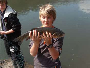 Enjoy a fishing holiday with a a stay at our cottage