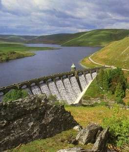 selfcatering holiday in Wales in the beautiful Elan Valley