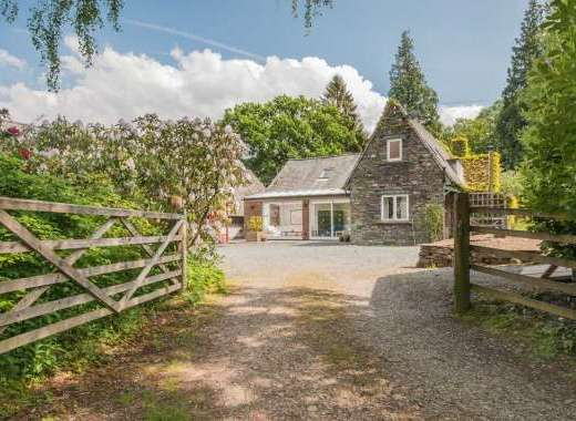 Garden Cottage near Bassenthwaite Lake