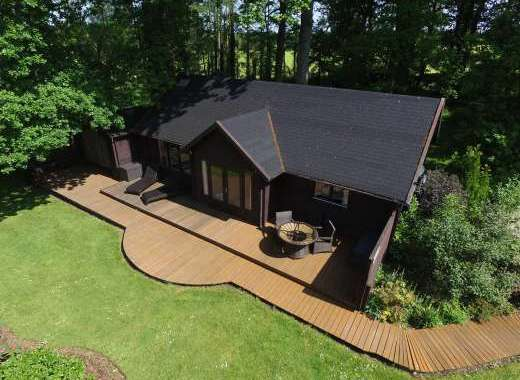 Luxury Log Cabin in Devon