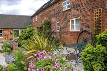 high quality self-catering cottages in Leicestershire