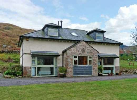 Glen Euchar Holiday House