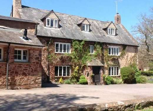 Dragon Country House Sleeps 22 near Exmoor