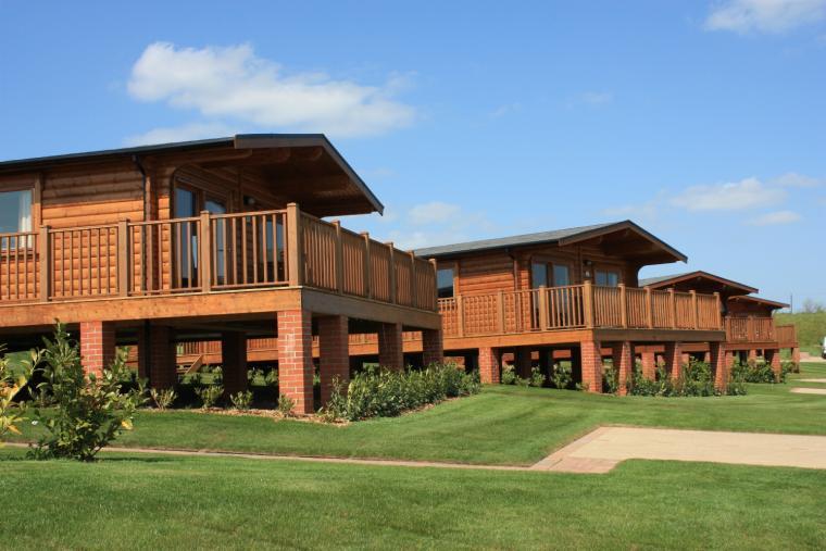 Rutland Lodges at Greetham Valley, near Rutland Water