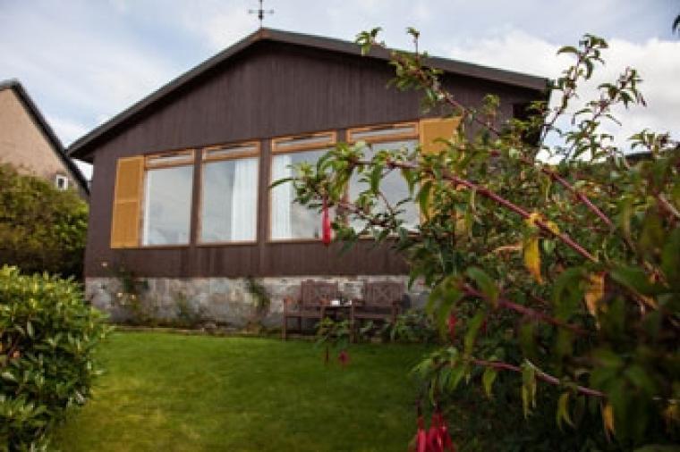 2 bedroom lodge to rent west coast scotland