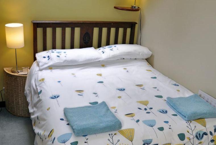 Bedroom in Miller's View