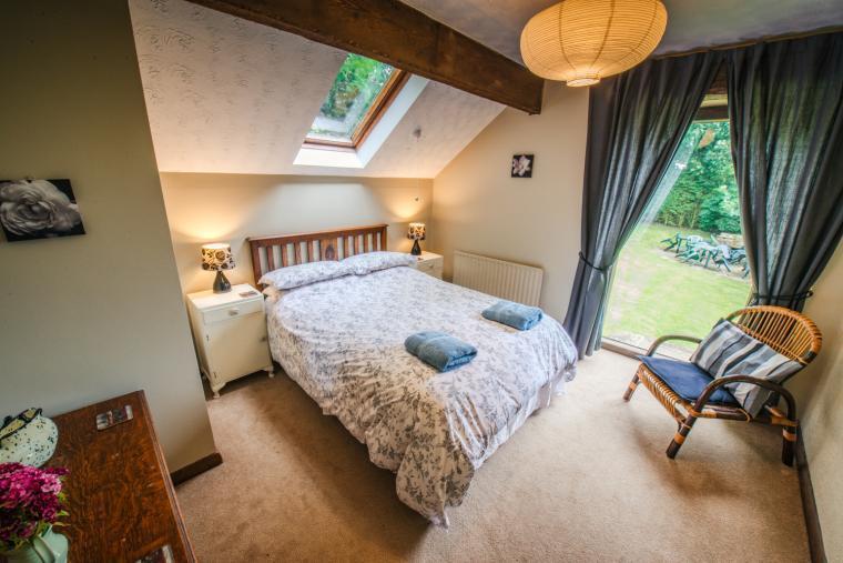 Verger's End double bedroom