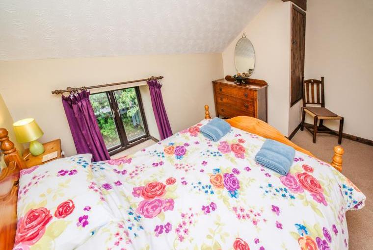 Prince's Seat double bedroom