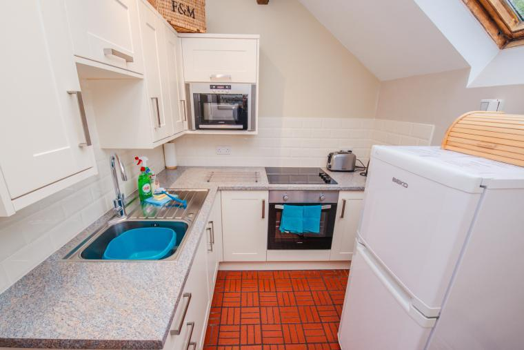 Miller's View kitchen