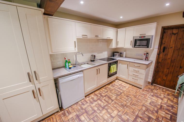 Prince's Seat kitchen