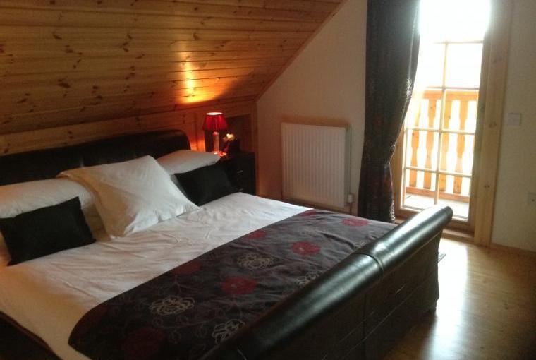 Roebuck Lodge interior
