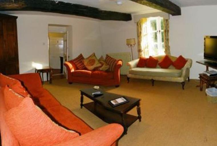 brecon Beacons holiday farmhouse