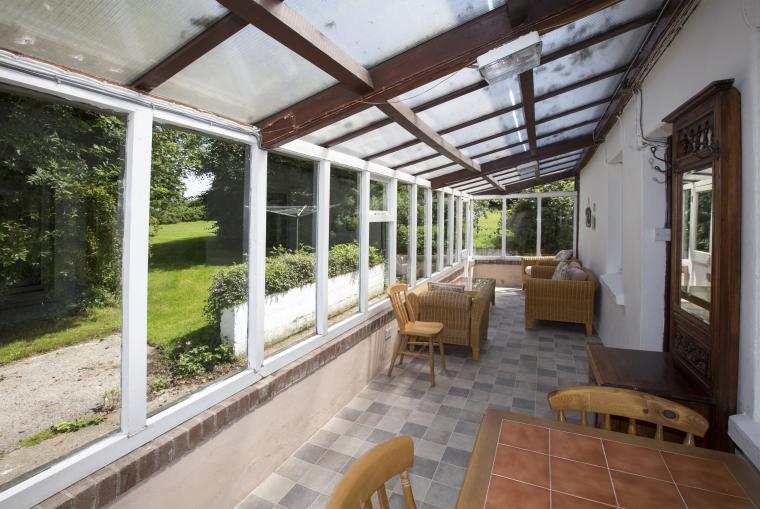 Hafod Villa Conservatory