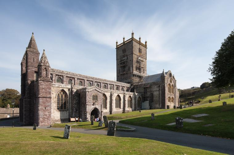 St David's Cathedral  our smallest City