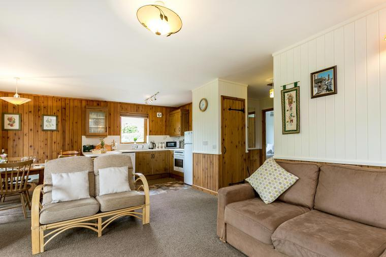 Disabled access holiday lodge