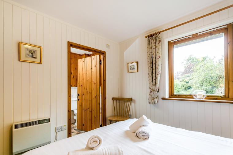 Self catering en suite bedrooms