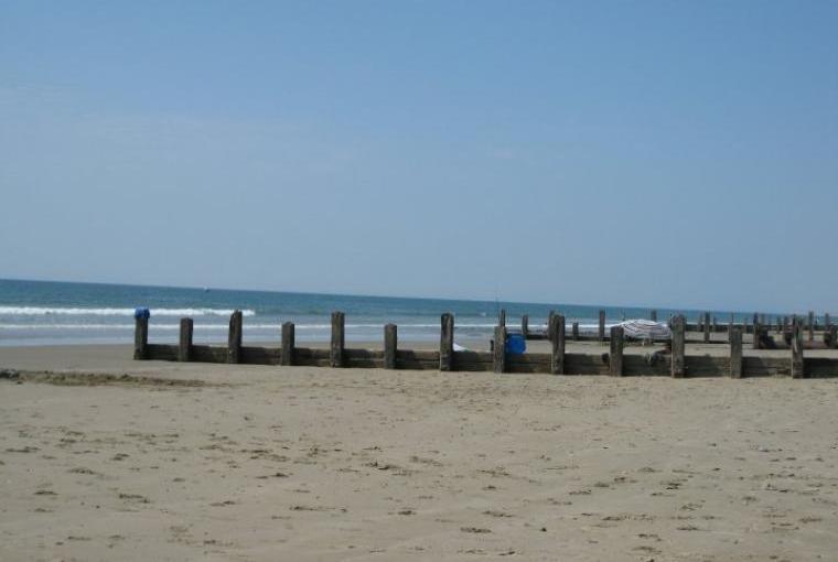 Barmouth Beach 1 1/2hr drive away