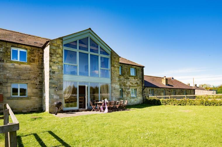 Burnfoot Holiday Cottages in Northumberland