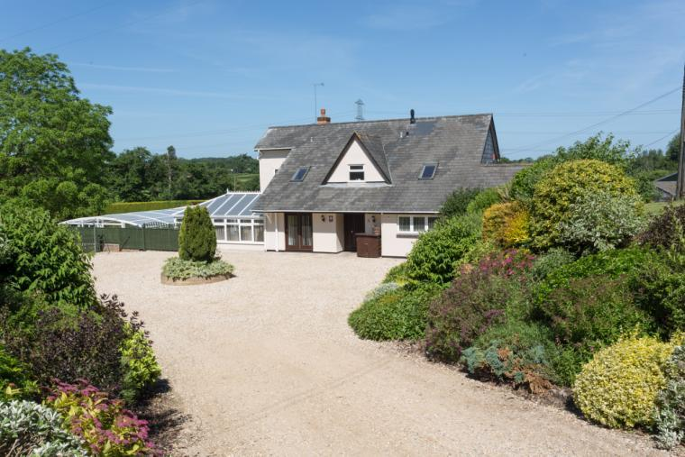 Millgrove House in Somerset