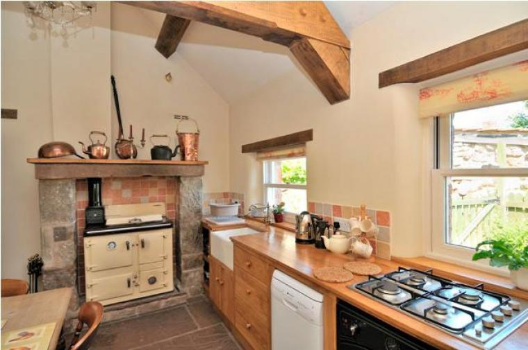 Dovecote holiday home for 2 in Monmouthshire