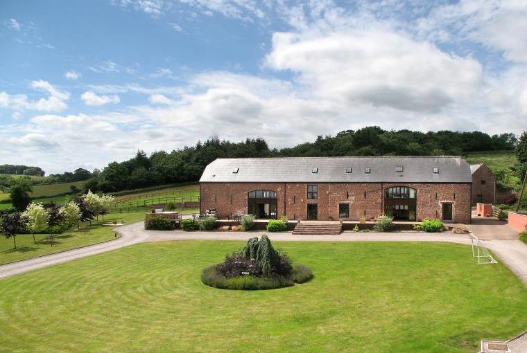Penblaith Barn