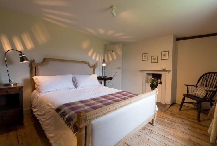 Romantic bedroom, Navigation Cottage