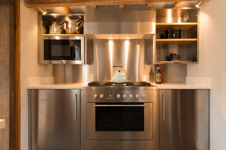 Navigation Cottage Kitchen