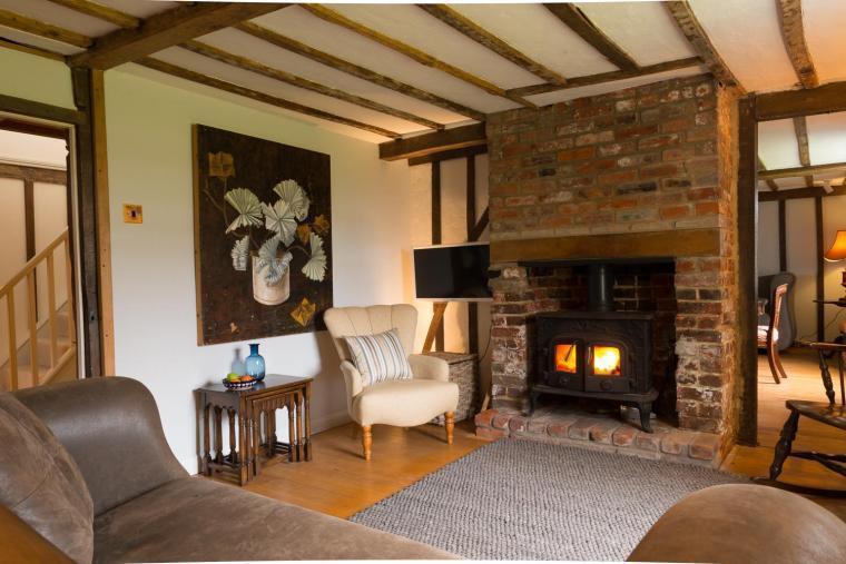 Lounge, Navigation Cottage, Essex