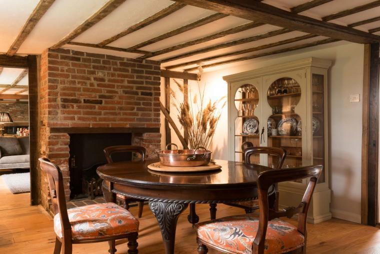Dining area, Navigation Cottage, Essex