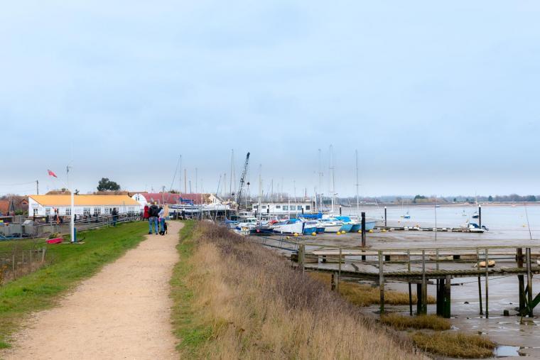 Walks near Heybridge Basin