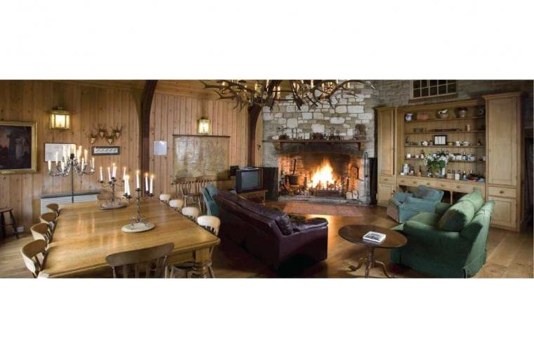 Private Rural Lodge, Wrackleford Estate, Dorset, Photo 2