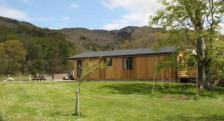 Fisherground self-catering lodges