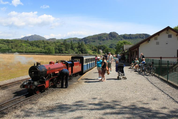 Fun for all the family in Eskdale