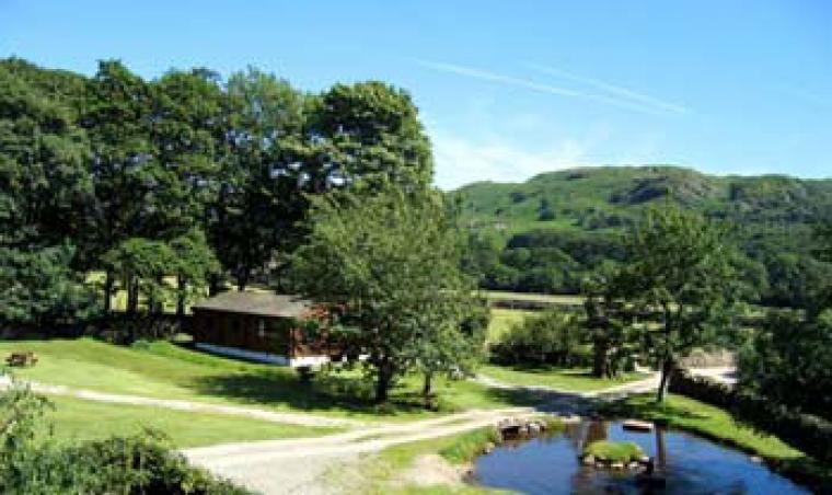 Self-catering log cabins in Cumbria