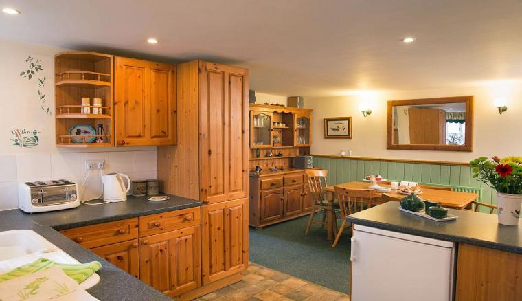 Mallard holiday Cottage Kitchen yorkshire
