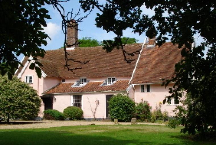 Toad Hall near Woodbridge Suffolk